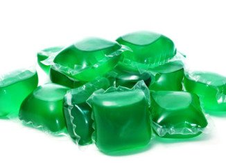 Hundreds of children had been exposed to chemicals in laundry detergent pods in 2012 and 2013