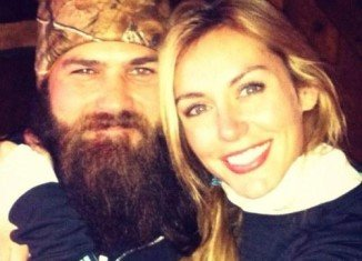 Jep and Jessica Robertson married in February 2001 and have four kids together