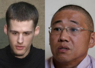 North Korea has released detained US citizens Matthew Todd Miller and Kenneth Bae