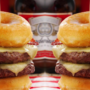 Double Donut burger: Hungry Horse criticized for creating calorific burger