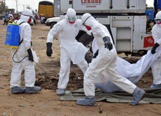 The Ebola outbreak death toll has risen to 5,160