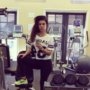 Kourtney Kardashian reaches 120 lbs post-baby weight
