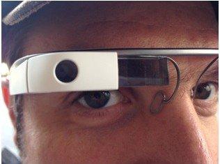 Google Glass image by Michael Praetorius