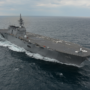 North Korea Crisis: Japan Dispatches Izumo Helicopter Carrier