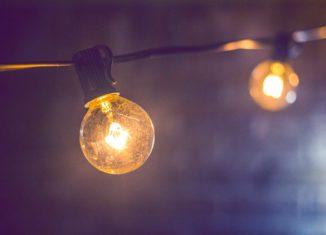 garden lights, modern outdoor lighting